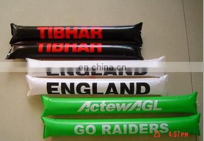 inflatable cheering balloon sticks