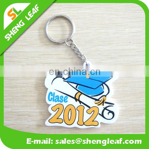 2017 Hottest!!! new design 3d key rings with shoe designs