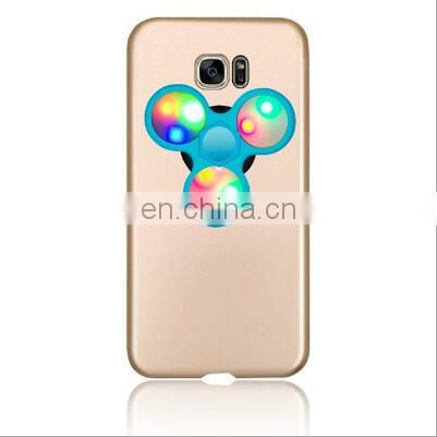 2017 Hand Fidget Spinner Phone case For IPhone7