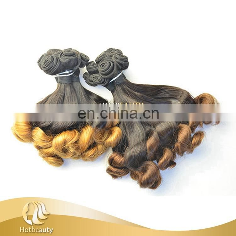Raw unprocessed tangle&shedding free top quality hot spring curl funmi hair dubai