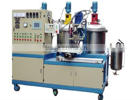 PU Filter End Cap Continuous Production Line