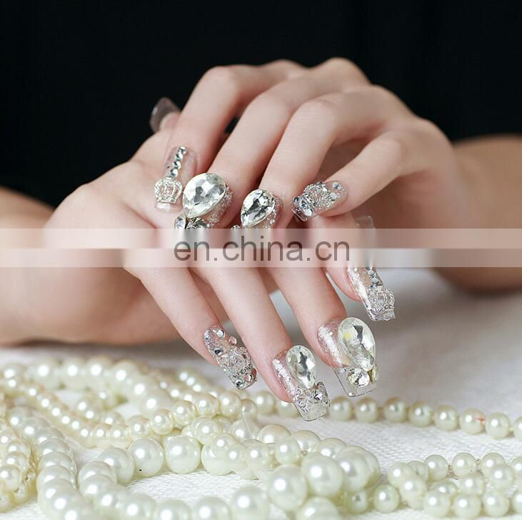 Artificial 3D Jewelry Nail Tips