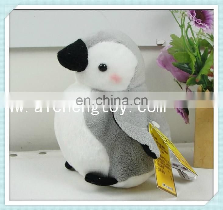 Custom high quality 30cm stuffed plush animal penguin toys