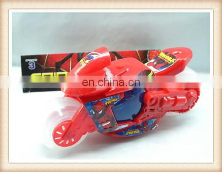 plastic Friction racing motor car toys