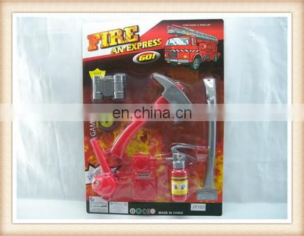 kids plastic fire station toy extinguisher Fire protection tools toy