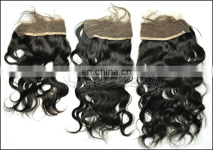 Bulk Buy From China Virgin Malaysian Frontal Closure