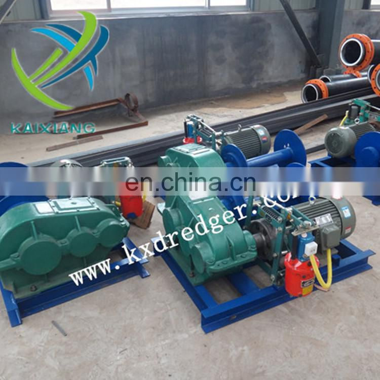 Supply can be customized and efficient suction dredger CSD200 from China
