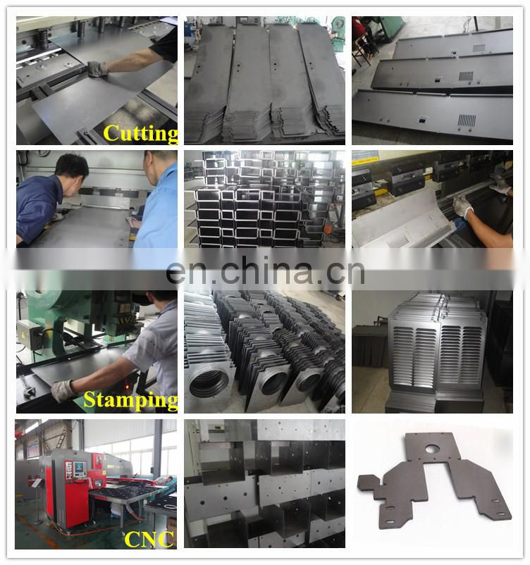Laser Cut Bend And Weld Sheet Metal Factory With 10 Years Experience