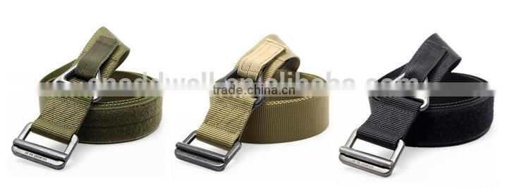Solid camouflage army military tactical waistbelt