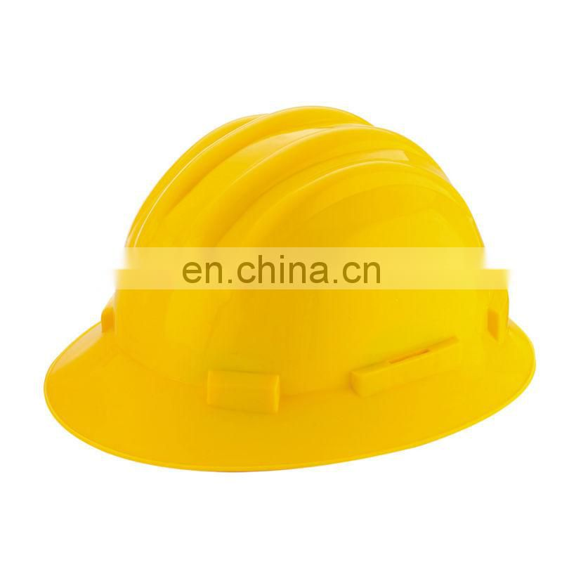 protective hard Warning Safety helmet for work men