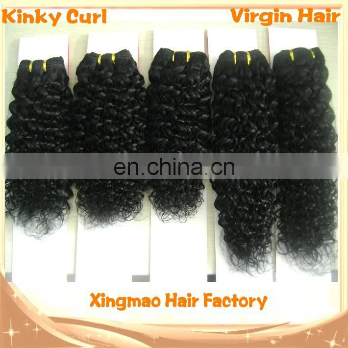Great Ideal Hair Grade 5A Top Quality 100% Virgin Human Hair Weft Peruvian Hair