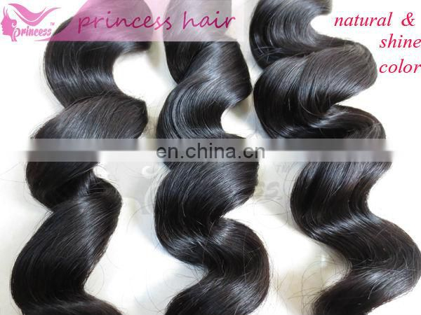 Dubai shopping online human hair loose wave