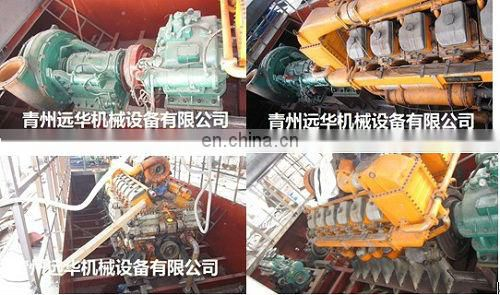 12 inch cutter suction dredger, dredger machine for sale