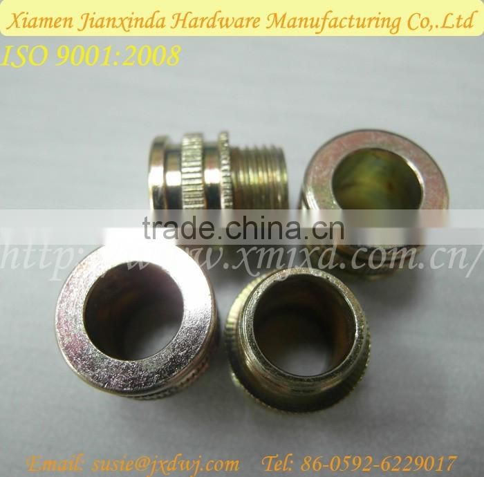 swivel nut,connecting captive nut,cnc parts for connection
