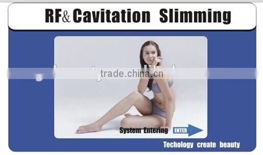 WS-37 Desktop 40Khz Cavi Lipo RF machine
