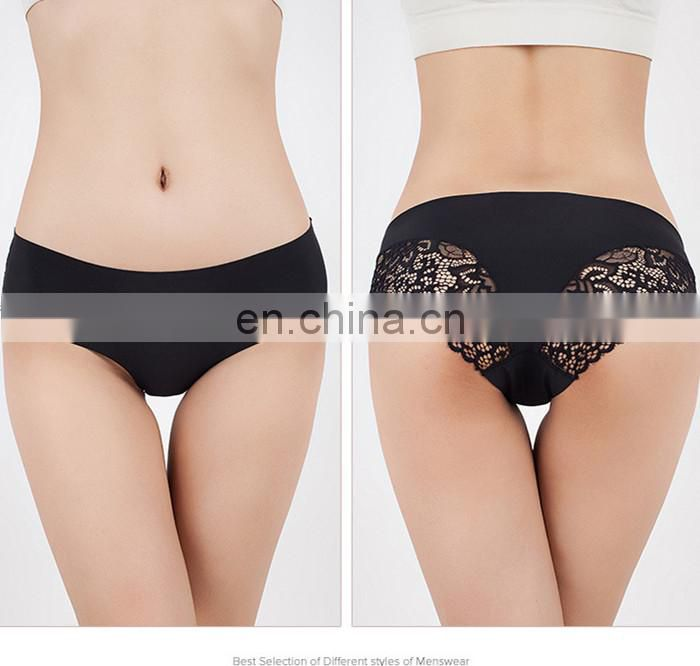 Hot Women Fancy Sexy Seamless Panties Fashion Briefs Comfortable Lingerie Women briefs Underwear