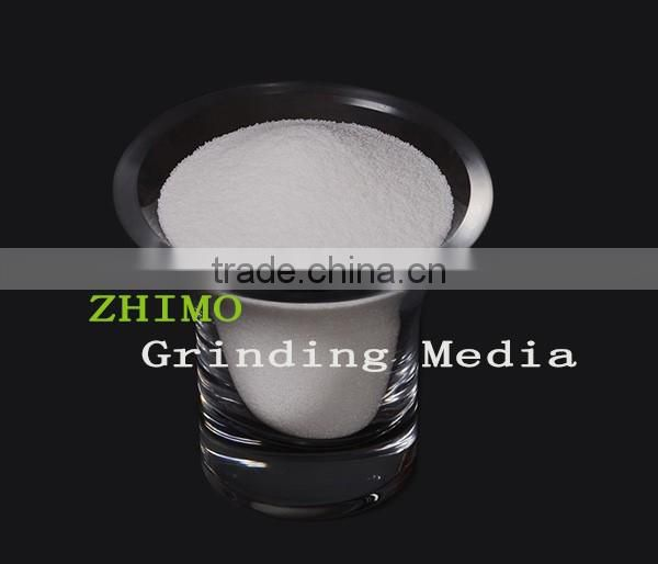 yttria stabilized zirconia beads for paint milling