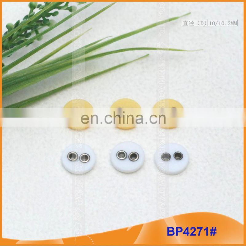 Polyester button/Plastic button/Resin Shirt button for Coat BP4271
