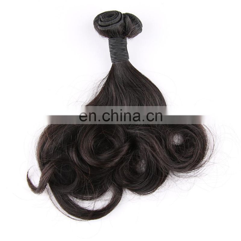 Isabel Hair Double Drawn Meril Tip Curl 100 Human Hair Extension Crystal Tip Curl 100% Natural Sexy Aunty Funmi Hair