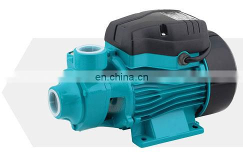 single phase 30m head pressure qb60 clean water booster pumps