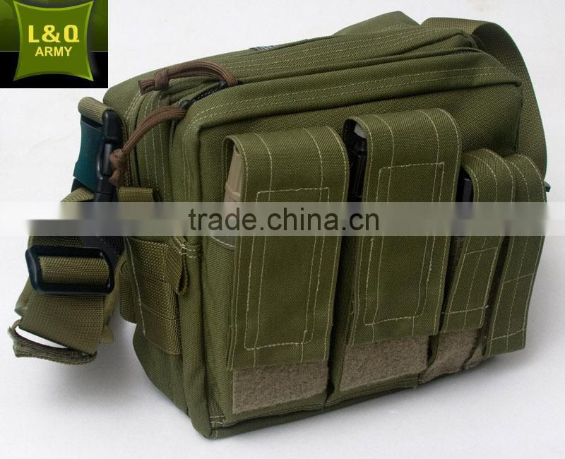 Active Shooter Bag - Mag Front and PALS Front