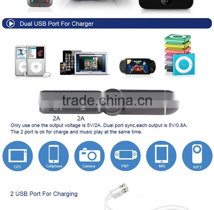 High Performance Digital Wireless Bluetooth Fm Transmitter