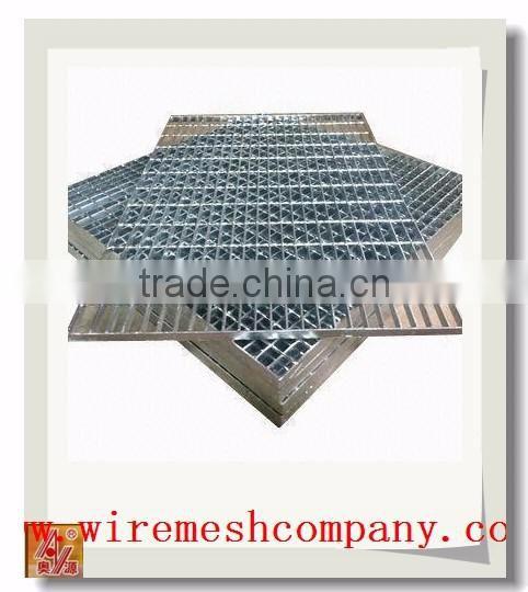 Factory Steel Grating Price Custom Tough Heavy Duty Hot