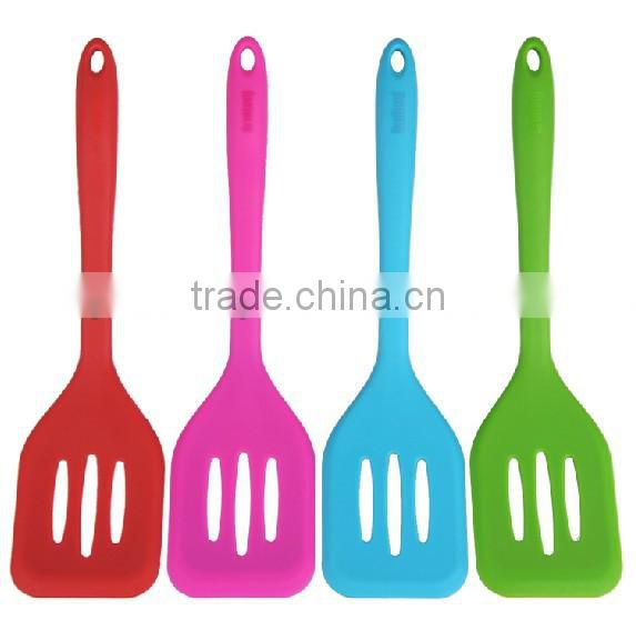 Durable silicone Spatula cheese knife cheese grater Cake Tool Colors for Christmas