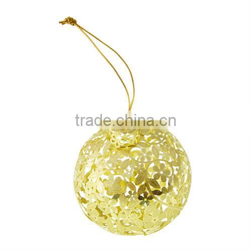 Metal Christmas Ball Hanging Ornament WS331-SS10191B