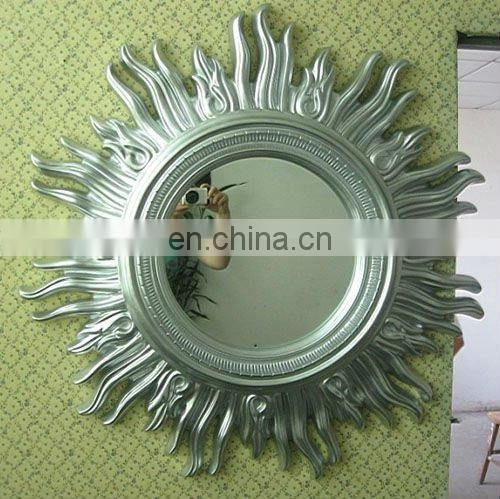 heart shape mirror frame