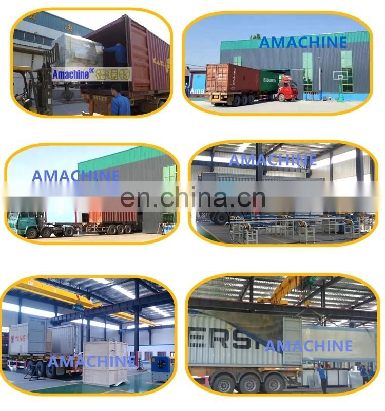 Aluminum profiles powder coating production line machine