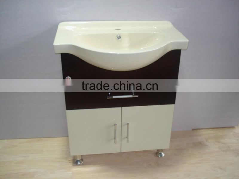 French Vanity Fully Embled Bathroom Cabinets Iran Cabinet