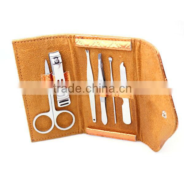 Best-selling stainless steel manicure set
