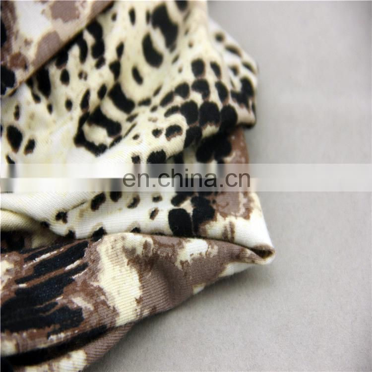 rayon knitted fabric for making shirt