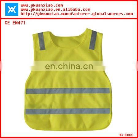 children high visibility vest ,hi visibility vest for childs,child hi vis vest