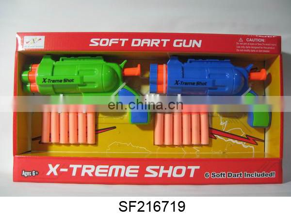 N+POPULAR ITEM--SOFT BULLET GUN.SUPER SHOT GUN WITH TARGET.SF216719