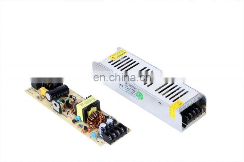 240W 20A Constant Voltage Power Supply For LED Strip Lights / Stage Lighting