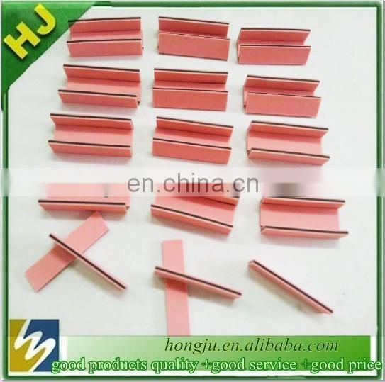 conductive silicone rubber pink connectors