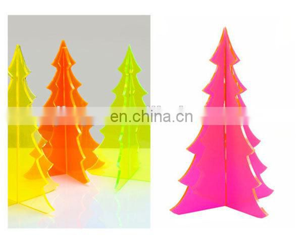 acrylic wholesale artificial christmas tree
