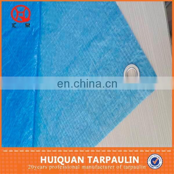 120g pe waterproof tarpaulin for truck cover