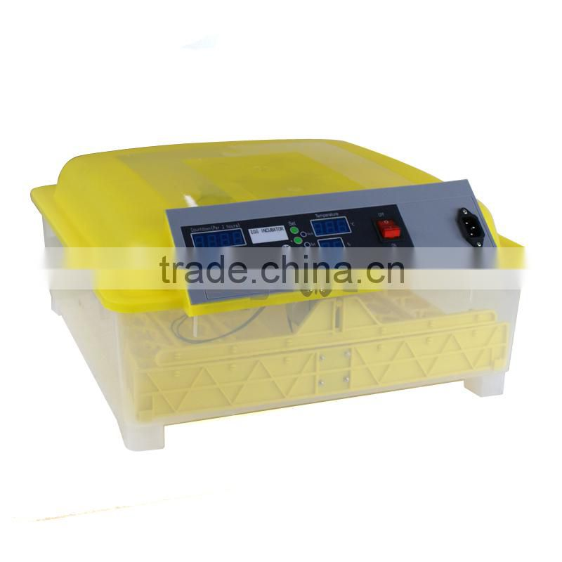 High quality Digital Clear Egg Incubator Hatcher Automatic Turning Temperature Control