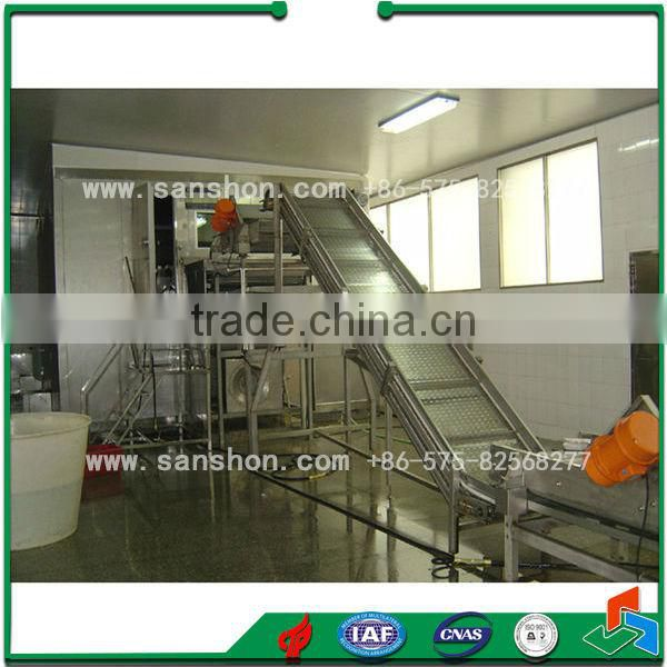 LSZ-0.5 Vegetable And Fruit Fluidized Quick Freezing machine