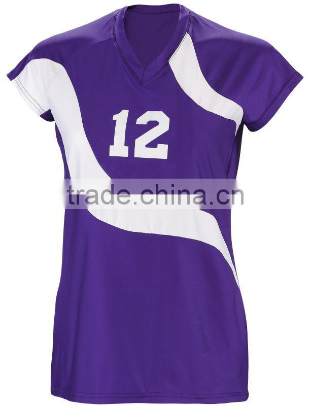 Teamwork Hot Dales Full Sublimation Volleyball Uniform Designs