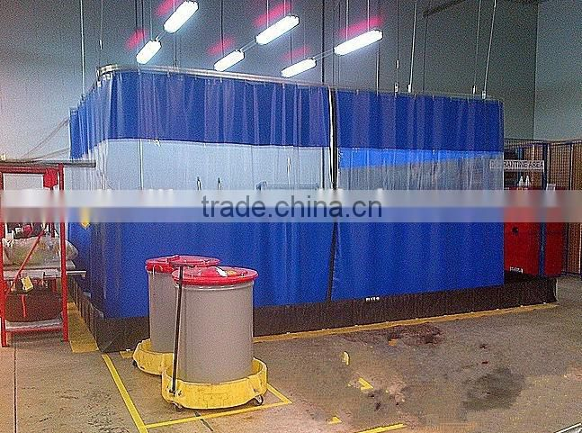 ... Temporary Workshop Industrial Warehouse Divider (Door)Curtains,Industrial  Insulated Warehouse Curtains/Warehouse ...