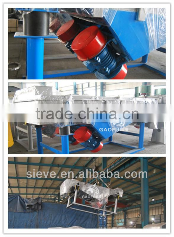 High Quality sand and gravel Separator Sieve Machine