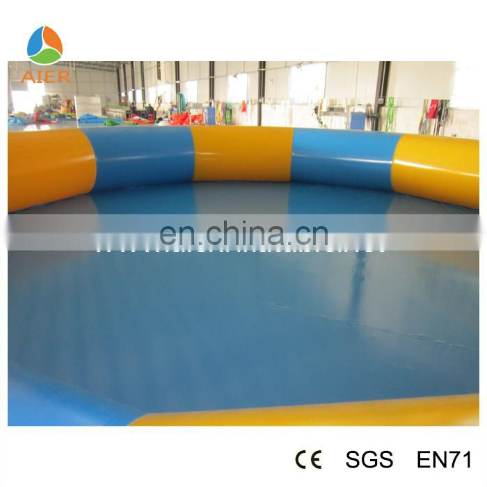 Air swimming pool games/folding swimming pool