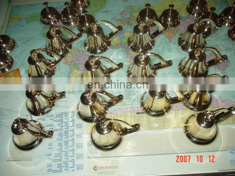 180 MM DIAMETERS BRASS SHIP BELL