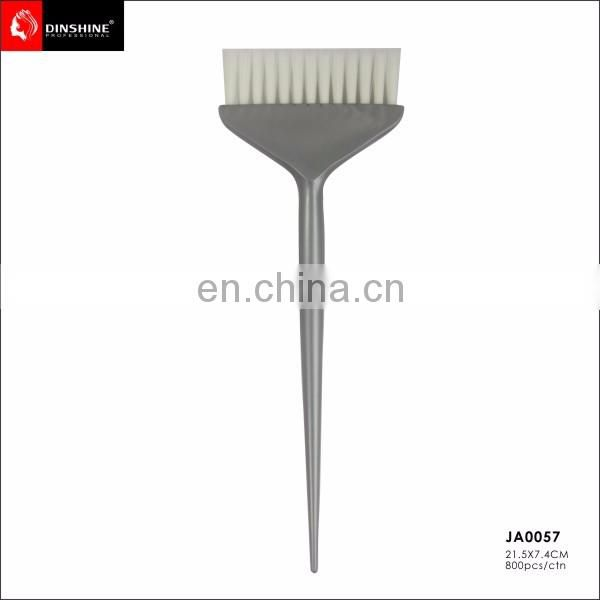 Dinshine professional plastic hair dyeing brush for wholesale
