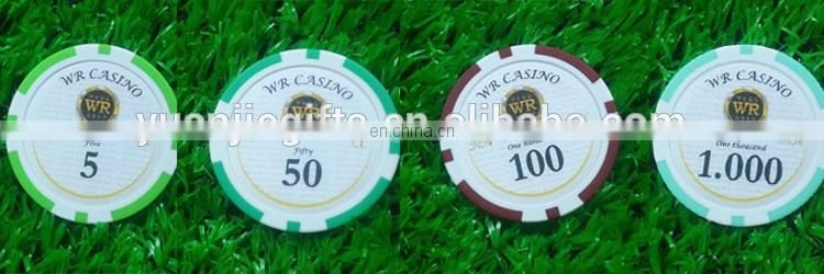 Dongguan made personalized golf ball marker hat clip markers for golf ball