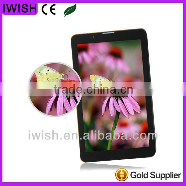 7 inch touchpad tablet pc support abdroid wifi bluetooth